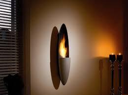 mythological fire in modern interior