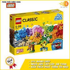 Bộ đồ chơi lắp ráp sáng tạo 244 mảnh Lego Classic 10712