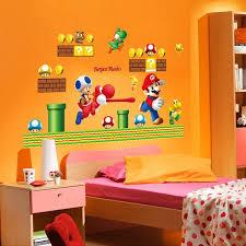 Diy Super Mario Bros Wall Decal The Decal House