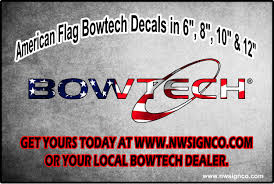 New Bowtech Decals Archery Talk Forum