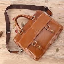 men s laptop briefcase bag men genuine