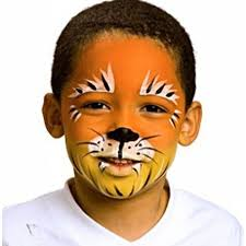 simple tiger makeup 2020 ideas