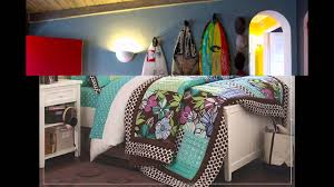 Surf Bedroom Decorations Ideas Youtube