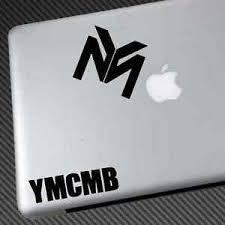 2 Young Money Ymcmb Vinyl Sticker Car Decal Lil Wayne Cash Nicki Minaj Ebay