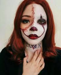 check latest halloween makeup easy