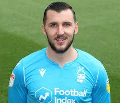 Jordan Smith - Goalkeeper - First Team - Nottingham Forest