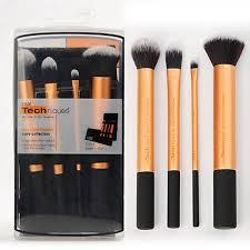pc core collection makeup brush set