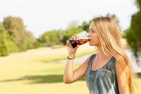 stop drinking t soda