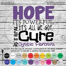 Decals Stickers Vinyl Art Home Garden Cystic Fibrosis Awareness Ribbon Vinyl Wall Decal Or Car Sticker Adrp Fournitures Fr