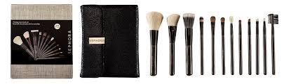 sephora full makeup brush set