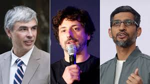 Google founders' exit signals end of era at search giant ...