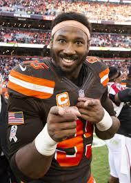 Browns Give Myles Garrett Record Extension