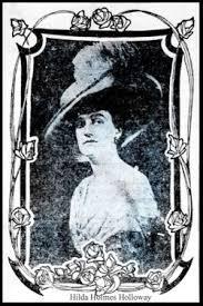 Hilda Holmes Holloway (1890-1969) - Find A Grave Memorial