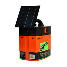 Gallagher B40 4w Solar Assist Electric Fence Energiser Only 193 96