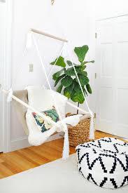 diy hanging hammock chair the