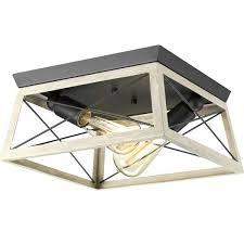 lighting flush mount lighting