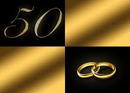 50th anniversary gifts ideas for golden