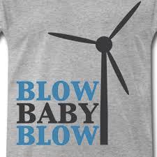 baby wind turbine