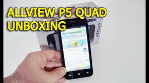 Allview P5 Quad Unboxing (Dual SIM ...