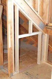 knee wall attic bedroom small