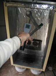 homemade powder coating oven