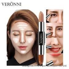 double head stick foundation makeup