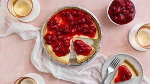easy cherry cheesecake recipe food com