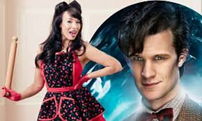 Dr Who's Matt Smith: Princess Girly...the twirling dancer who ...