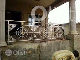 Aluminium Fence Design In Lagelu Building Materials Dare Akano Biola Find More Building Materials Services Online From Olist Ng