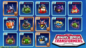 Download Android Games ANGRY BIRDS TRANSFORMERS 1.33.8 MOD APK ...