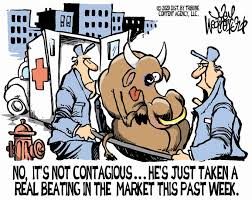 Weatherford cartoon: Stock market beating - Opinion - The Pueblo ...