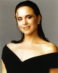 Amazon.com: Polly Draper smiling in Black Dress Portrait Photo Print (8 x  10): Posters & Prints