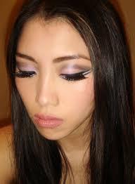 burlesque christina aguilera makeup