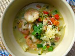 Smoky Green Chile-Shrimp Corn Chowder ...