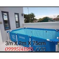 Intex Pool Cover For 10ft X 30 Inches 3 05m Shopee Philippines