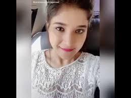 tamil actress funnies in tiktok videos