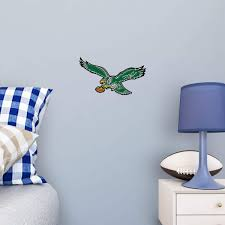 Philadelphia Eagles Classic Logo Officially Licensed Nfl Removable Wall Decal