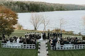 waterfront wedding venues around