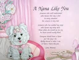 best nana poems poems friendship poems memorial poems