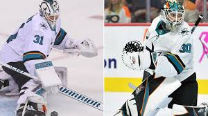 Aaron Dell or Martin Jones? Sharks need to defend 'a little ...