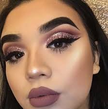 awesome prom makeup ideas full face