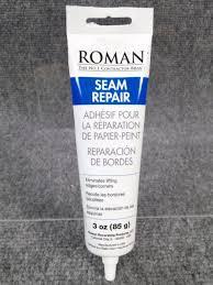roman 209904 wallpaper seam repair