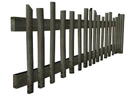 Fence Clipart Broken Picture 1081807 Fence Clipart Broken