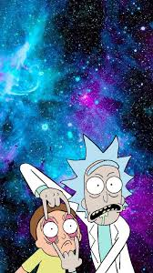 rick and morty phone wallpaper 2020