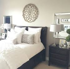 love the mirrors behind the nightstands