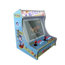 games machine 2 player retropie cabinet