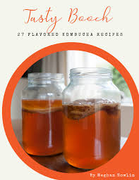 orange and ginger kombucha recipe the