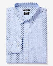 lored fit grid check dress shirt