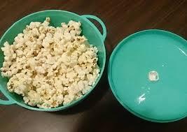 Palomitas de maíz natural (Horno de microondas) Receta de ...