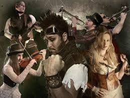 Abney Park's Captain Robert: The Godfather of Steampunk Music Speaks -  Artist Home